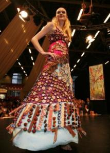 Wear Amazing Chocolate Dresses